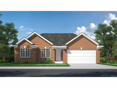 28769 Iris UNIT LOT 50, Chesterfield Twp, MI 48047 - MLS#: 58031324137