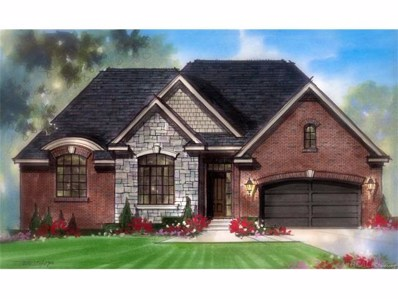 47502 Iris UNIT LOT 57, Chesterfield Twp, MI 48047 - MLS#: 58031324993