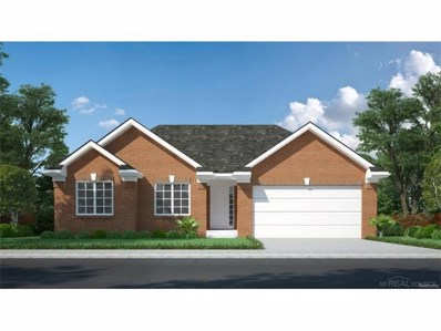 28695 Rose Way UNIT LOT 77, Chesterfield Twp, MI 48047 - MLS#: 58031325075