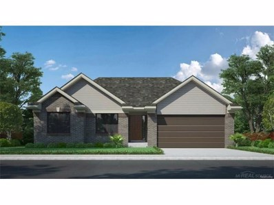 28756 Iris UNIT LOT 83, Chesterfield Twp, MI 48047 - MLS#: 58031325141