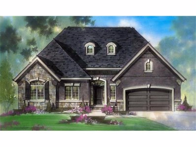 11752 Forest Brook UNIT LOT 20, Washington Twp, MI 48095 - MLS#: 58031326702