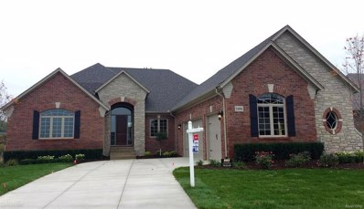 54886 Deadwood Lane, Shelby Twp, MI 48316 - MLS#: 58031329367