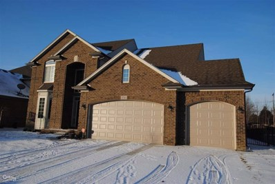 47101 Hidden Meadows, Macomb Twp, MI 48044 - MLS#: 58031331914