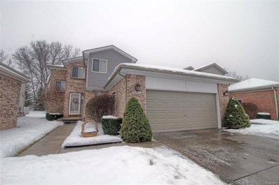 32974 Birchwood Dr., Chesterfield Twp, MI 48047 - MLS#: 58031332796