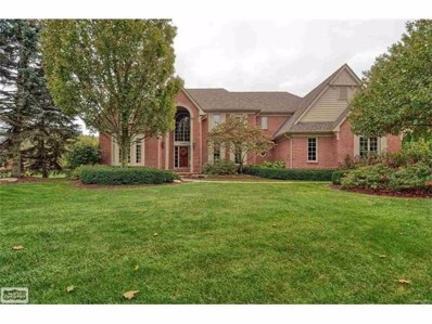 3461 Moceri Court, Oakland Twp, MI 48306 - MLS#: 58031333292