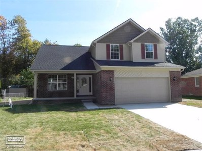 4998 Southlawn Drive, Sterling Heights, MI 48310 - MLS#: 58031334084