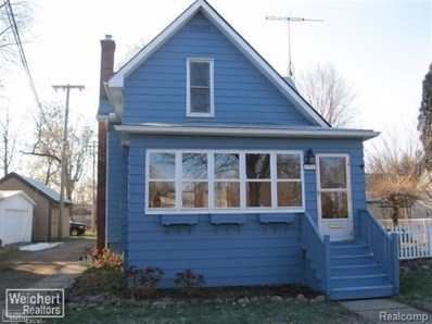 197 Jones, Mount Clemens, MI 48043 - MLS#: 58031334646