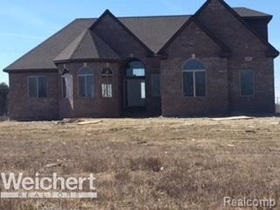 4931 Belle River, China Twp, MI 48054 - MLS#: 58031334772