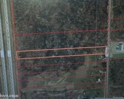 1 Range Rd, Kimball Twp, MI 48074 - MLS#: 58031335085