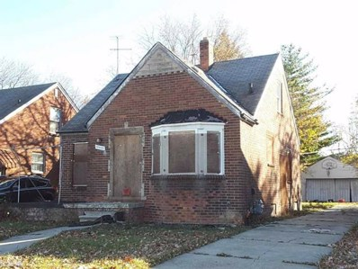 10468 Lakepointe, Detroit, MI 48224 - MLS#: 58031335101