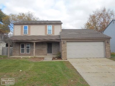 50372 Bellaire Dr, Chesterfield Twp, MI 48047 - MLS#: 58031335389
