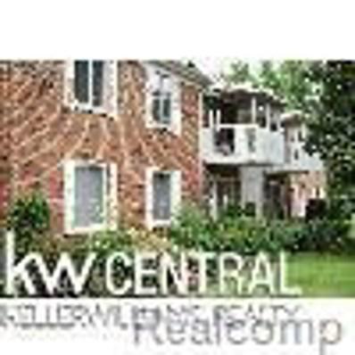 42221 Toddmark Lane, Clinton Twp, MI 48038 - MLS#: 58031335471
