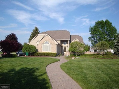 51600 Baker, Chesterfield Twp, MI 48047 - MLS#: 58031335794