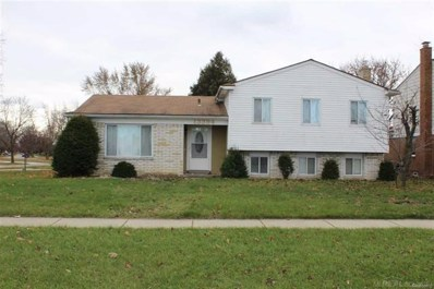 13394 Canal, Sterling Heights, MI 48313 - MLS#: 58031335846