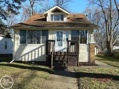85 Eastman, Mount Clemens, MI 48043 - MLS#: 58031336065