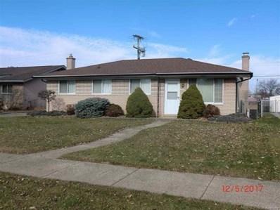 12435 Brougham, Sterling Heights, MI 48312 - MLS#: 58031336479