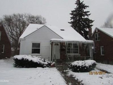20026 Goulburn, Detroit, MI 48205 - MLS#: 58031337400