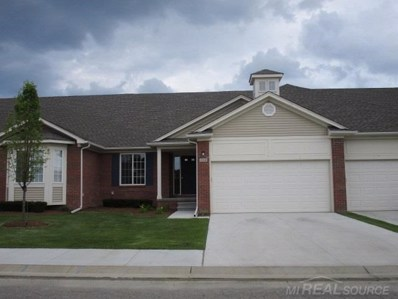 47310 Joanne Smith Lane, Chesterfield Twp, MI 48051 - MLS#: 58031337522