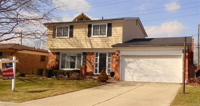 35415 Cathedral Dr, Sterling Heights, MI 48312 - MLS#: 58031338371