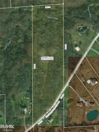 Swan Creek, Ira Twp, MI 48023 - MLS#: 58031338536