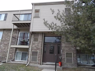 38255 Fairway Ct., Apt 76A UNIT Unit 4 >, Clinton Twp, MI 48038 - MLS#: 58031338799