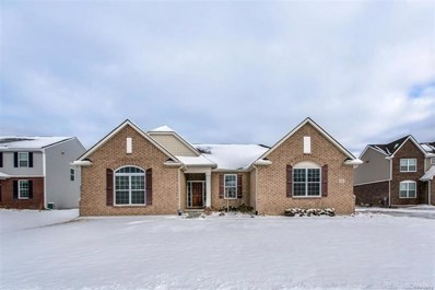 825 Mcintosh Ct, Oakland Twp, MI 48363 - MLS#: 58031339278