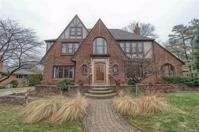 1068 Devonshire, Grosse Pointe Park, MI 48230 - MLS#: 58031339672