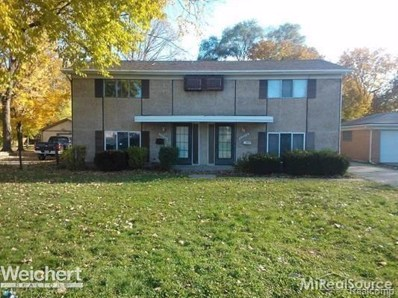 45478 Deshon UNIT 1, Utica, MI 48317 - MLS#: 58031339879