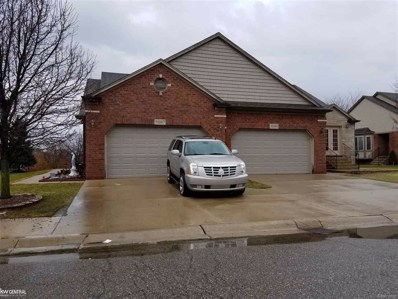 51087 Paxton Dr UNIT 26, Chesterfield Twp, MI 48051 - MLS#: 58031340100