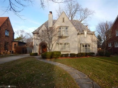 1346 Kensington, Grosse Pointe Park, MI 48230 - MLS#: 58031340130