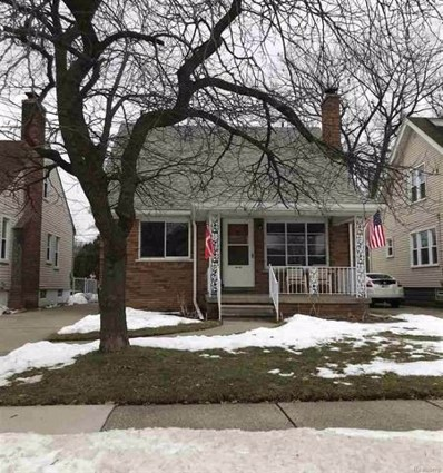 129 S Kenwood Ave, Royal Oak, MI 48067 - MLS#: 58031340386