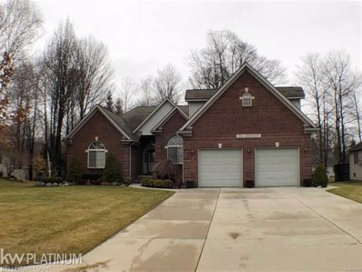 3128 Aberdeen Ct, Port Huron Twp, MI 48060 - MLS#: 58031340554