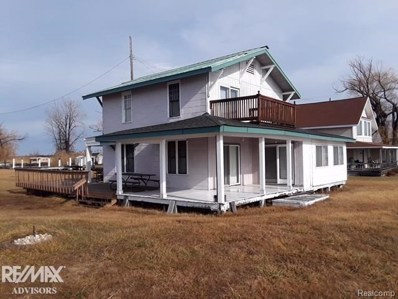7910 South Channel, Clay Twp, MI 48028 - MLS#: 58031340764