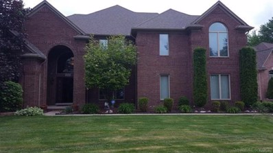 13945 Bournemuth Dr, Shelby Twp, MI 48315 - MLS#: 58031340797