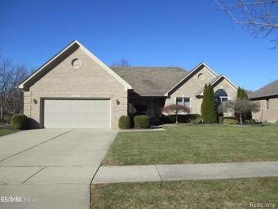 39017 Early Drive, Sterling Heights, MI 48313 - MLS#: 58031340831