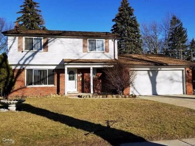 42130 Mendel, Sterling Heights, MI 48313 - MLS#: 58031340864