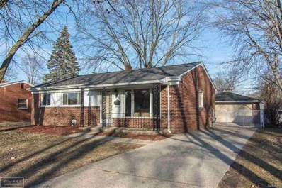 47336 Winthrop, Shelby Twp, MI 48317 - MLS#: 58031341210