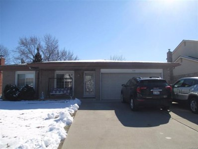 4728 Bloomfield Dr, Sterling Heights, MI 48310 - MLS#: 58031341304