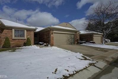 13843 Bayview, Sterling Heights, MI 48313 - MLS#: 58031341499