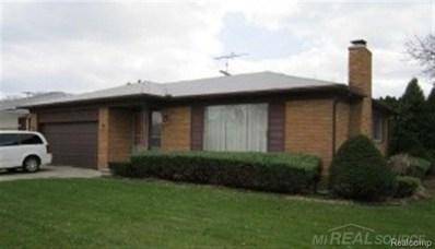 23150 Gladhill, St. Clair Shores, MI 48080 - MLS#: 58031341500