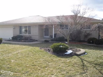 38033 Terra Mar Street, Harrison Twp, MI 48045 - MLS#: 58031341854