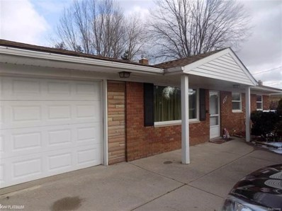 51156 Fairchild, Chesterfield Twp, MI 48051 - MLS#: 58031341885