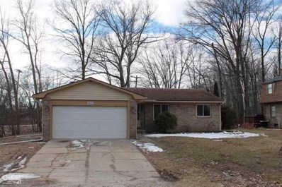 48021 Fuller, Chesterfield Twp, MI 48051 - MLS#: 58031341989