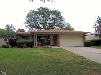 36112 Weber, Sterling Heights, MI 48310 - MLS#: 58031342012
