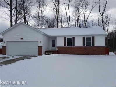 4135 Janice Court, Fort Gratiot, MI 48059 - MLS#: 58031342075