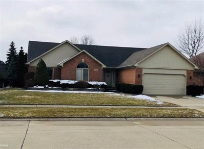 19452 Lamplighter, Macomb Twp, MI 48044 - MLS#: 58031342107