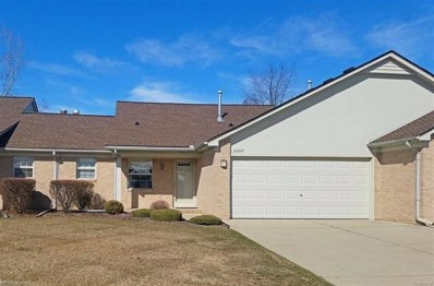 25247 Julianna, Chesterfield Twp, MI 48051 - MLS#: 58031342173
