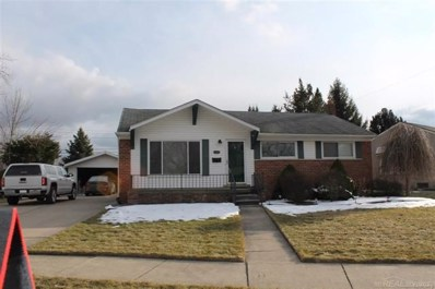 31400 N Lyons Circle West, Warren, MI 48092 - MLS#: 58031342181
