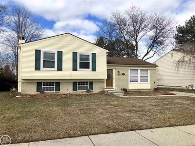 43229 Cambridge Dr, Sterling Heights, MI 48313 - MLS#: 58031342302