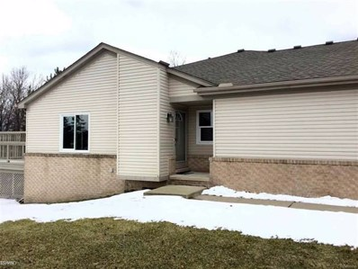 53078 Barberry Circle, Chesterfield Twp, MI 48051 - MLS#: 58031342343